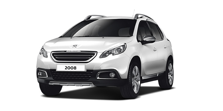 PEUGEOT 2008 LEATHER EDITION