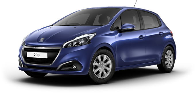 PEUGEOT 208 Style 6AT