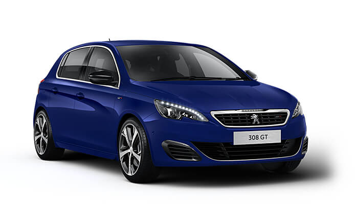 PEUGEOT 308 GT BlueHDi