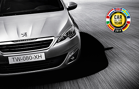 THE ALL NEW PEUGEOT 308