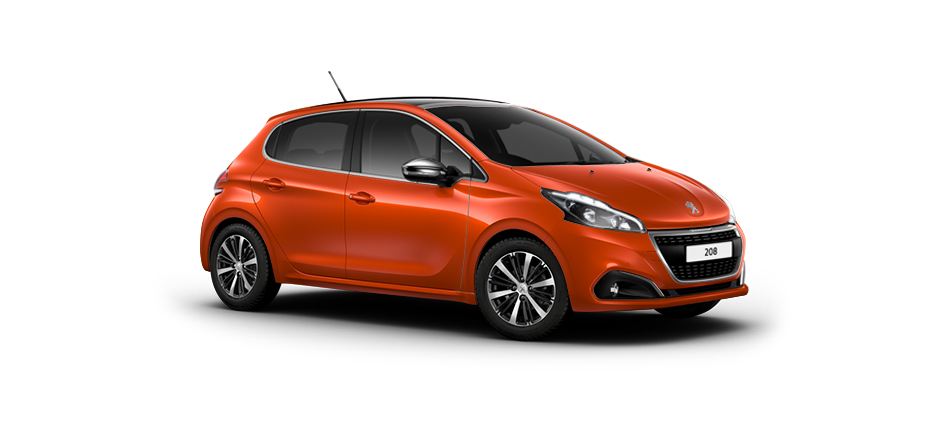 peugeot 360176view 208 allure cielo package