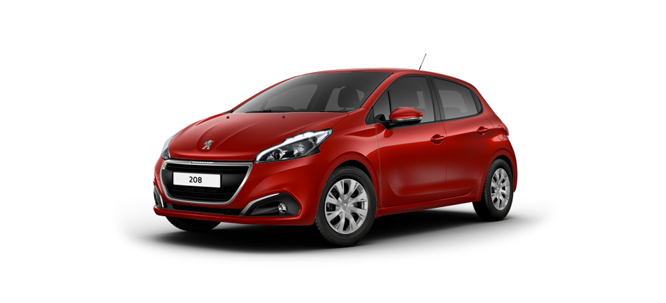 Peugeot - 360°View 208 Style 6AT