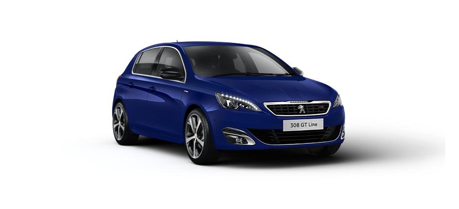 Peugeot - 360°View 308 GT Line