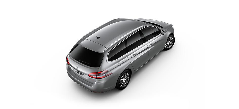 Peugeot - 360°View 308 SW Allure