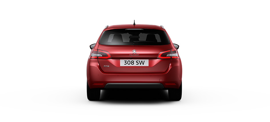 Peugeot - 360°View 308 SW Allure A And Sw