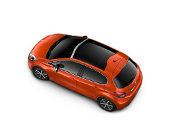 PEUGEOT 208 Allure Cielo Package