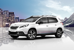 Peugeot 2008 Urban CROSSOVER
