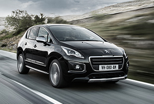 Peugeot 3008 All-round CROSSOVER