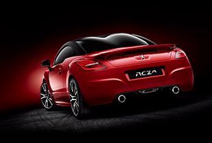 PEUGEOT RCZ R プジョー史上最新の、最速のスポーツカー。限定150台 発売開始!