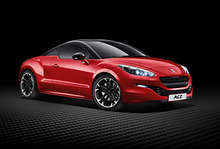 PEUGEOT RCZ RED CARBON デビュー! 限定80台