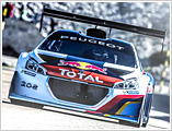 Peugeot 208 T16 Pikes Peak Final Dress Rehearsal