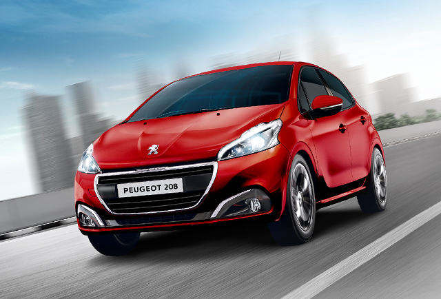 PEUGEOT 208 First Selection