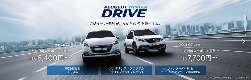 PEUGEOT WINTER DRIVE
