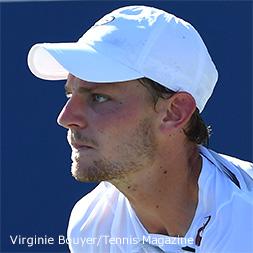 Virginie Bouyer/Tennis Magazine