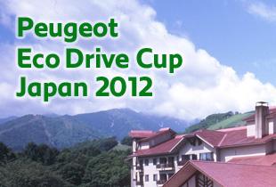 Peugeot Eco Drive Cup Japan 2012