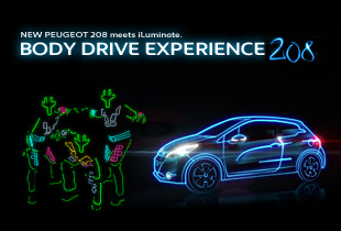 BODY DRIVE EXPERIENCE
