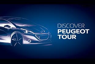 DISCOVER PEUGEOT TOUR